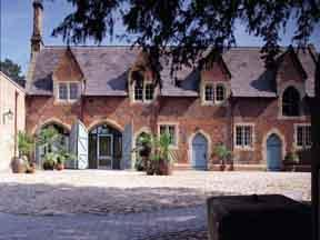 The Bedrooms at Brownsover Hall