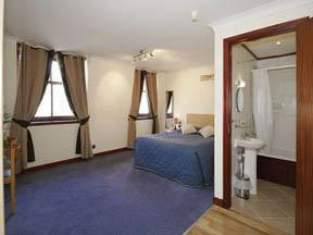 The Bedrooms at Devoncove Hotel Glasgow