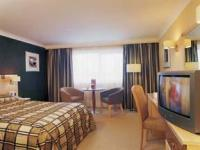 The Bedrooms at Holiday Inn A55 Chester West