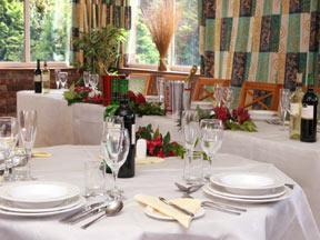 The Restaurant at Moreton Park Lodge