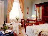 The Bedrooms at The Pend