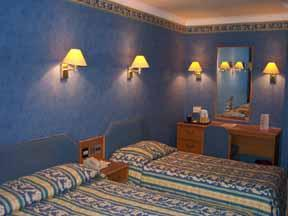 The Bedrooms at Essex County Hotel