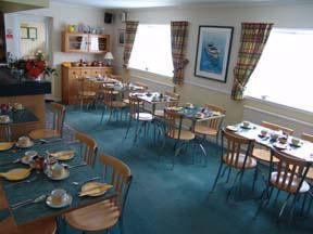 The Restaurant at Banister Guest House