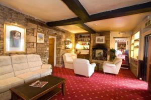 The Bedrooms at Crown Inn