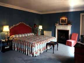 The Bedrooms at Egerton Grey Country House Hotel