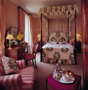 The Bedrooms at Hall Garth Country Club