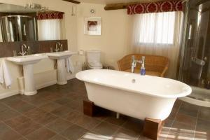 The Bedrooms at Channels Lodge