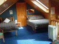 The Bedrooms at Dunskey Guest House