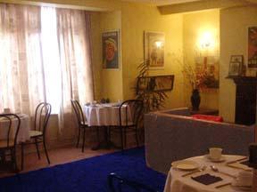 The Restaurant at Chombeys