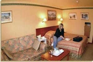 The Bedrooms at The Chepstow Hotel