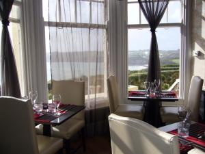 The Bedrooms at Porth Avallen Hotel