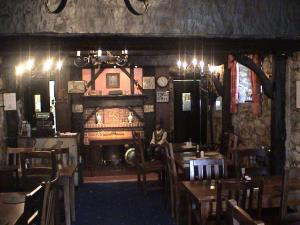The Restaurant at The Black Boy Inn