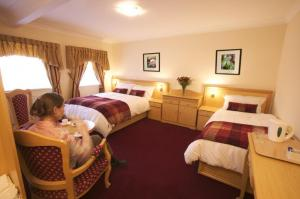 The Bedrooms at Gateway Hotel