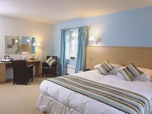 The Bedrooms at Mosborough Hall Hotel