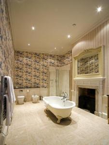 The Bedrooms at Colwick Hall Hotel