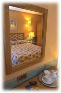 The Bedrooms at The Craighaar Hotel