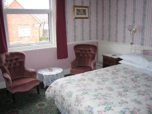 The Bedrooms at Wishmoor House