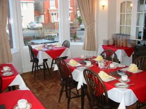 The Restaurant at The Tilstone Guest House