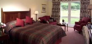 The Bedrooms at Macdonald Cardrona Hotel, Golf and Country Club