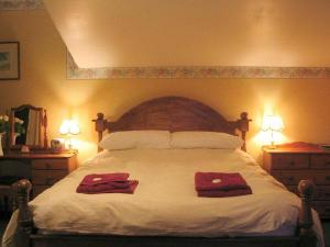The Bedrooms at The Rowan Tree Country Hotel