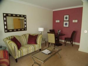The Bedrooms at De Vere Belton Woods