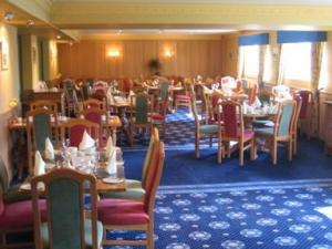 The Restaurant at Ivy Bush Royal Hotel