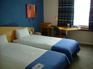 The Bedrooms at Express By Holiday Inn Manchester East