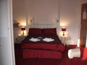 The Bedrooms at The Westbourne Guest House