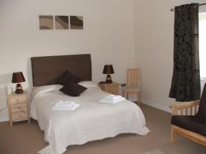 The Bedrooms at The Strathardle Inn