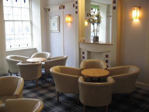 The Restaurant at Rennie Mackintosh City Hotel