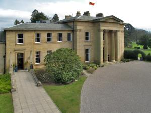 The Bedrooms at Longhirst Hall