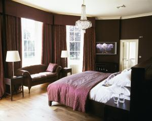 The Bedrooms at Stoke Place