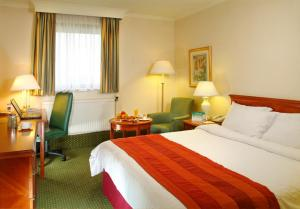 The Bedrooms at Holiday Inn Leamington Spa
