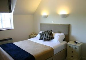 The Bedrooms at The Peacock