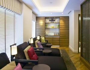 The Bedrooms at Dart Marina Hotel