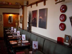 The Restaurant at The Stag Hotel