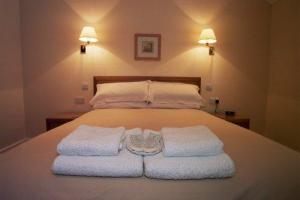 The Bedrooms at Llwyn Onn Guest House