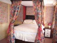 The Bedrooms at Rose Tor Hotel