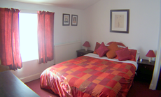 The Bedrooms at Thorverton Arms