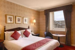 The Bedrooms at Copthorne Aberdeen Hotel