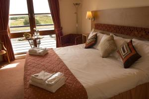 The Bedrooms at The Gailes Hotel