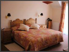 The Bedrooms at The Tally Ho Hotel - BandB