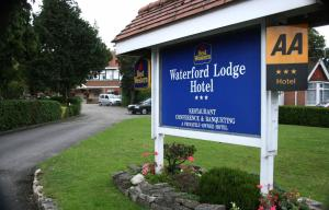 The Bedrooms at Waterford Lodge