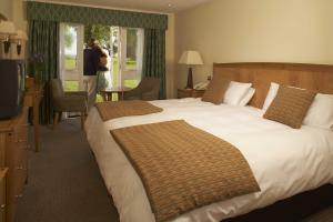 The Bedrooms at Tewkesbury Park Golf and Country Club