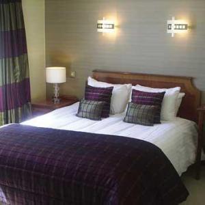 The Bedrooms at Best Western Aberavon Beach Hotel