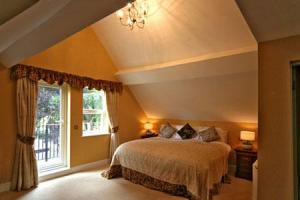 The Bedrooms at White Waters Country Hotel, Spa and Restaurant