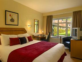 The Bedrooms at Copthorne Hotel London Gatwick