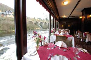 The Restaurant at Chainbridge Hotel