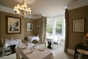 The Restaurant at Tir y Coed Country House
