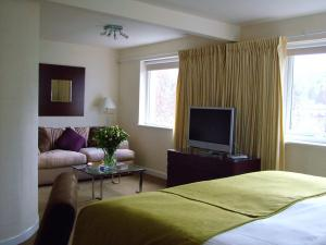 The Bedrooms at Tir y Coed Country House